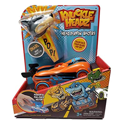 Knuckle-Headz Single Pack - Snarl: Toys & Games