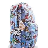Finex Set of 4 Star Wars Keychain for Backpack