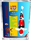 sera KOI Professional Frühjahr-/Herbstfutter - das leicht verdauliche Futter für Temperaturen unter 17 °C