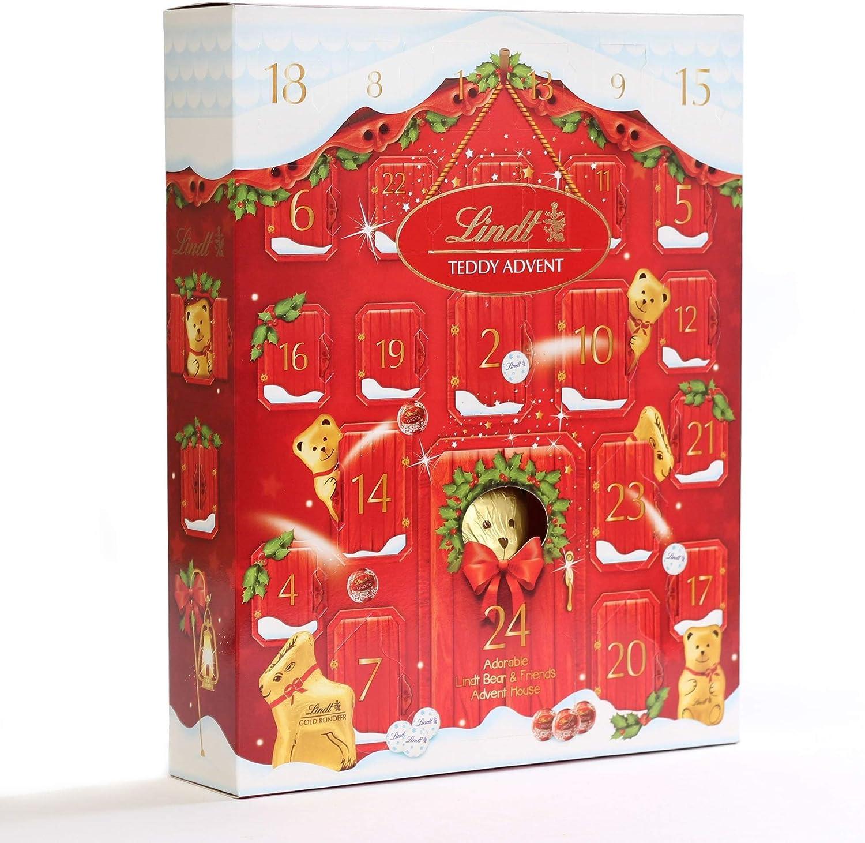 Lindt Bear Advent Calendar 250g