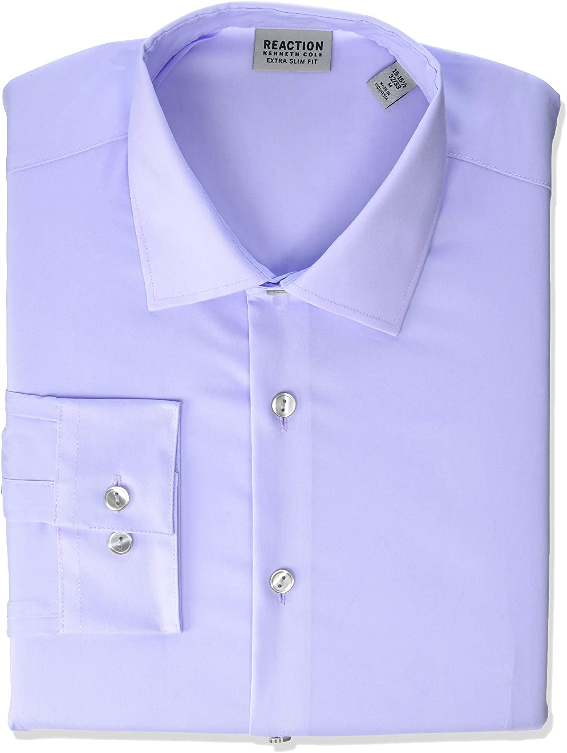 Reaction Kenneth Cole Slim-Fit Dress Shirt