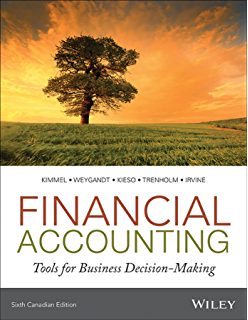 Management accounting, sixth canadian edition, 6th edition.