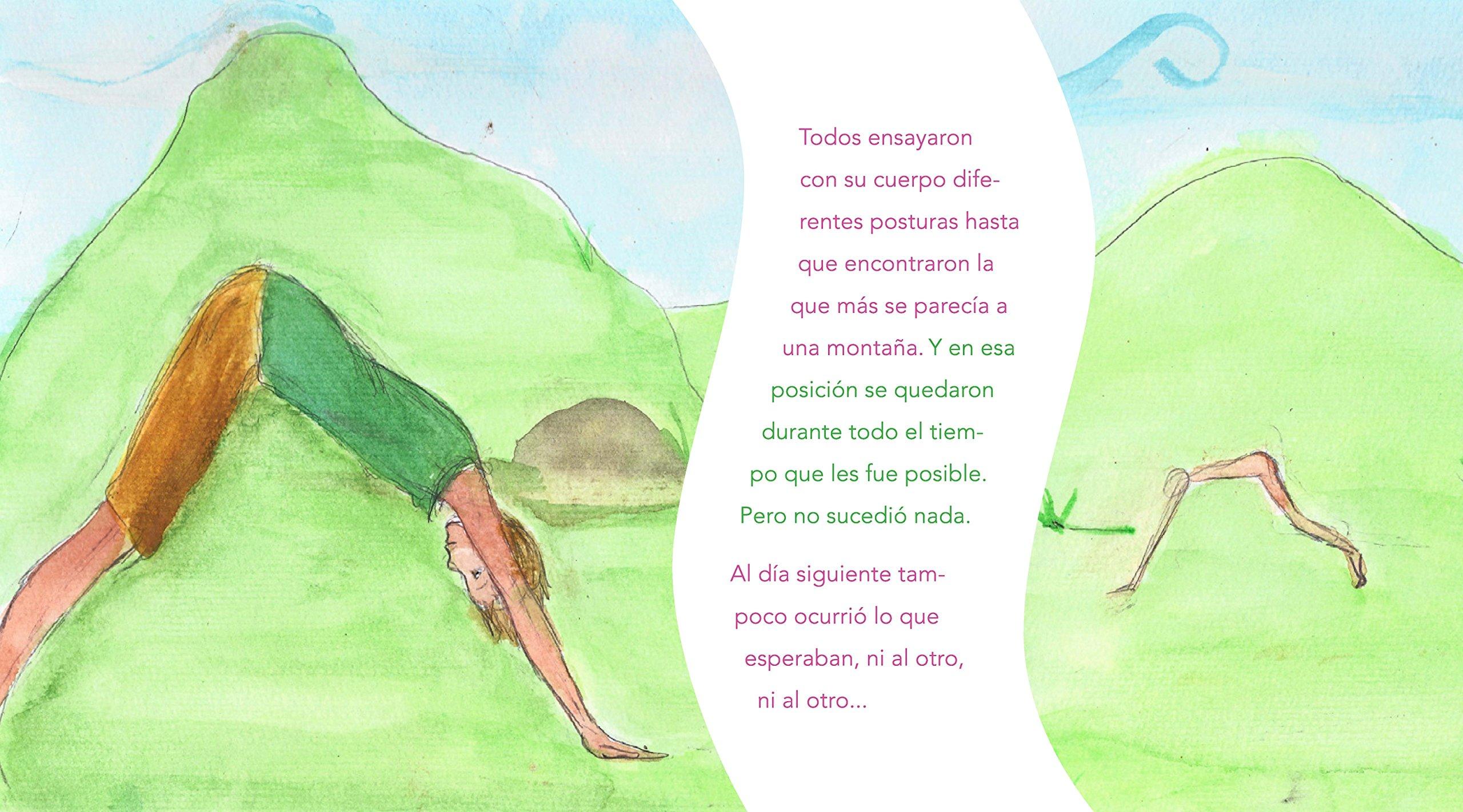 Yo te cuento un cuento y tú haces yoga. Edición bilingüe ...