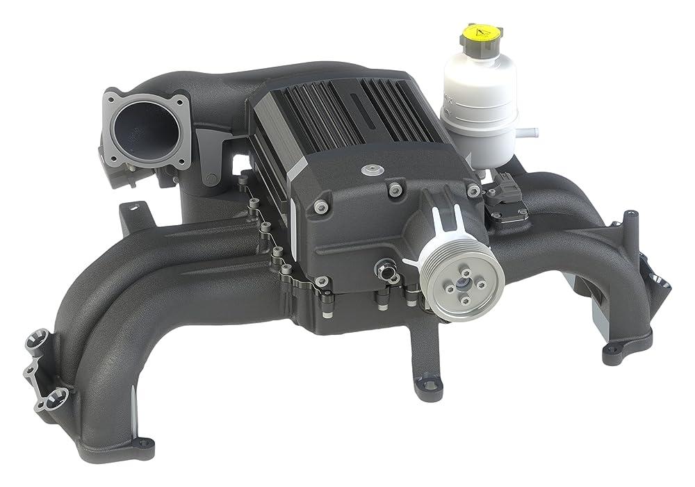 8. Sprintex 260A1011 Black Standard Supercharger System