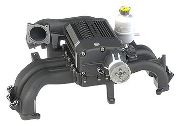Amazon com: Sprintex 260A1011 Black Standard Supercharger