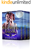 Blue Moon Saloon: Three-book collection, Volume Two