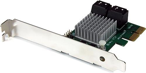 StarTech.com 4 Port RAID Controller Card