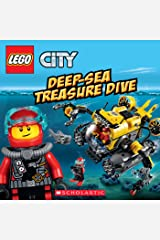Deep-Sea Treasure Dive (LEGO City: 8x8) Kindle Edition
