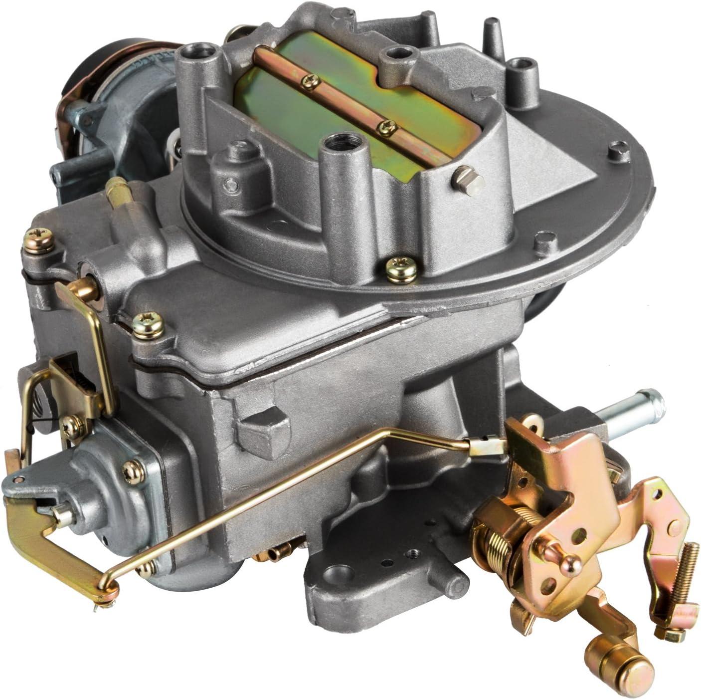 amazon com carburetors carburetors \u0026 parts automotivemophorn carburetor heavy duty 2100 2 barrel carburetor for f100 f250 f350 mustang engine 289 302