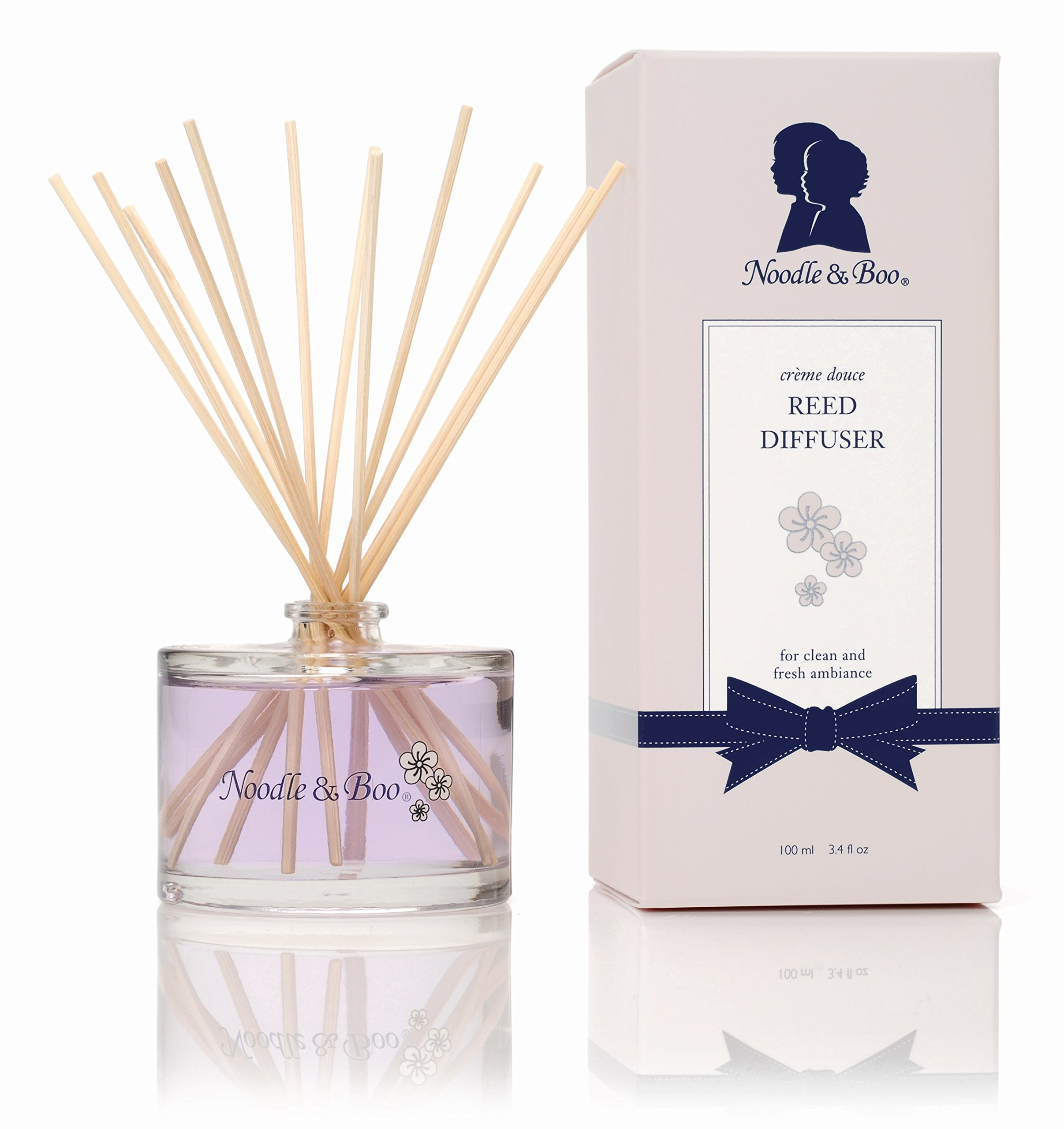 Noodle & Boo Reed Diffuser, 3.4 Fl Oz by Noodle & Boo