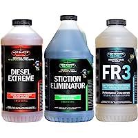 Hot Shot's Secret TRIO Diesel Oil and Fuel Additive - 128 fl. oz.