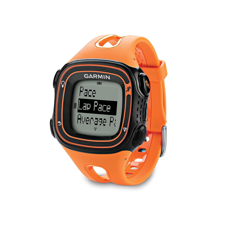 Garmin Forerunner Watch Black Orange Image 3