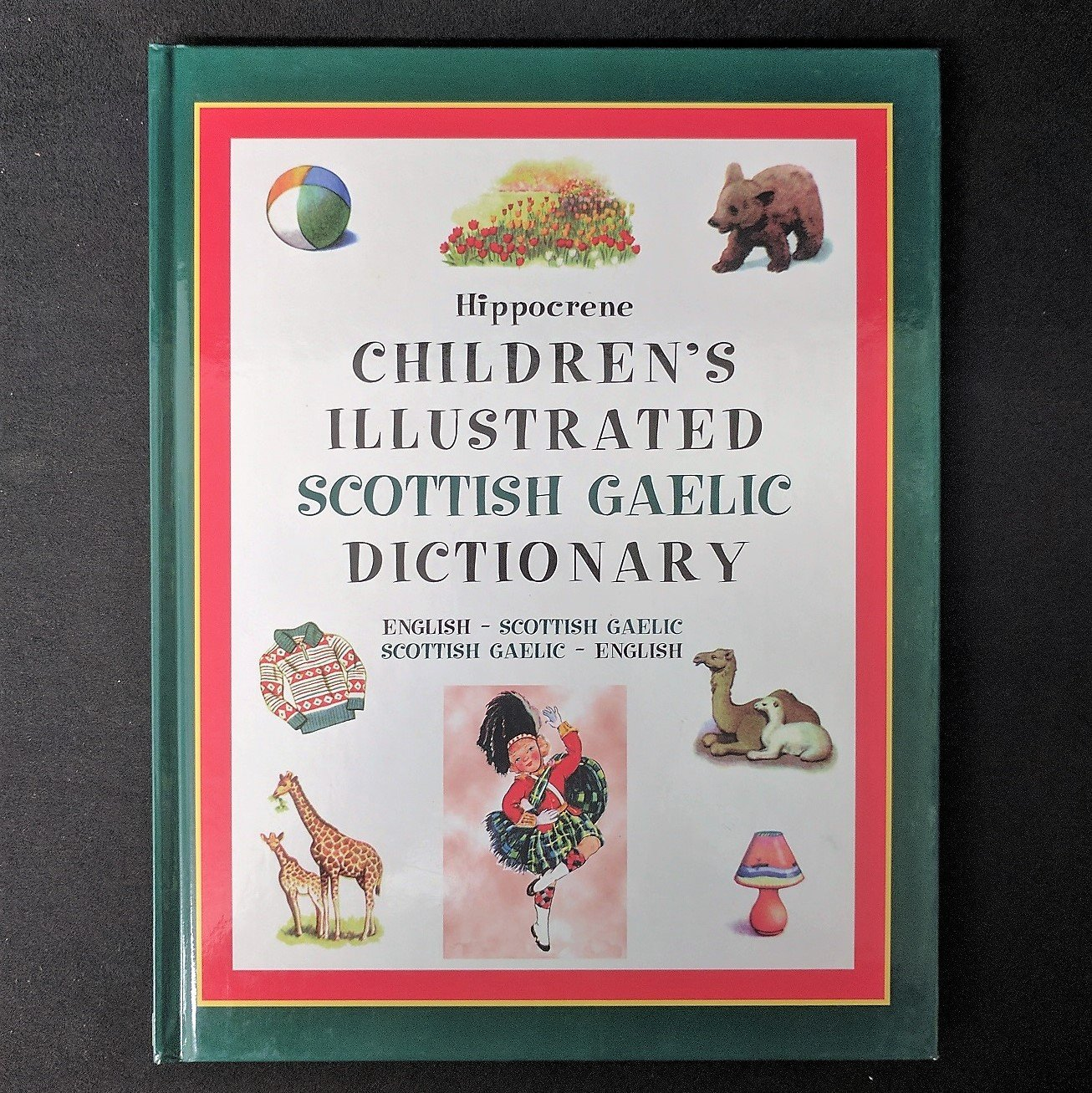 Hippocrene Children's Illustrated Scottish Gaelic Dictionary: English - Scottish Gaelic/Scottish Gaelic - English