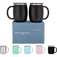 14 oz color mug parent - set of 2