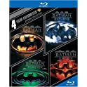 Batman 4 Film Collection (Blu Ray)