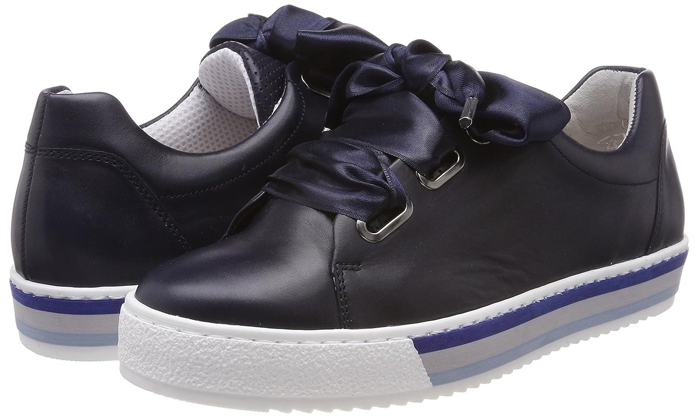 Gabor Damen Comfort Comfort Comfort Basic Derbys  Blau (Midnight (S.w/B)) 7b67ca