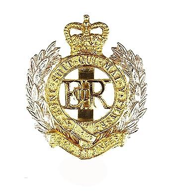 38f17b23ee948 Royal Engineers Issue Cap Beret Badge  Amazon.co.uk  Clothing
