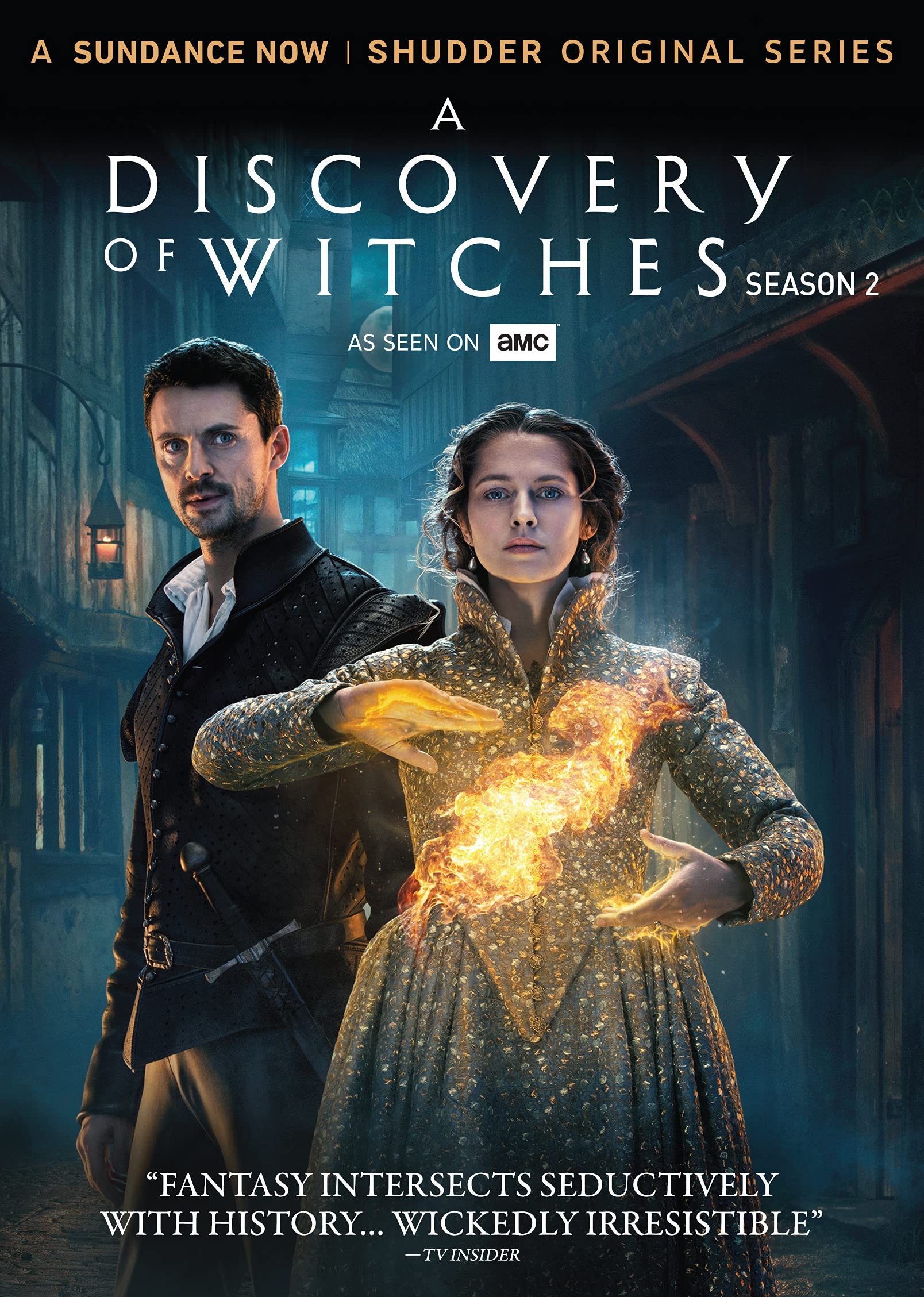 """""""A Discovery of Witches, Season 2"""""""