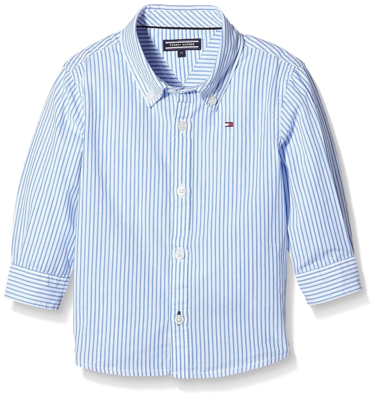 Camisa Ni/ñas Tommy Hilfiger Park Stripe Shirt