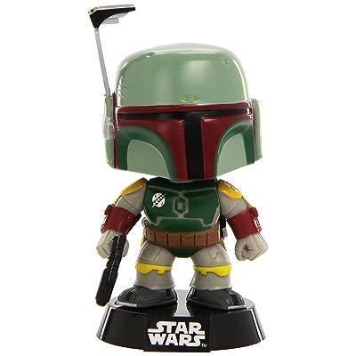 Funko Boba Fett POP, Model: 2386: Funko Pop! Star Wars:: Toys & Games