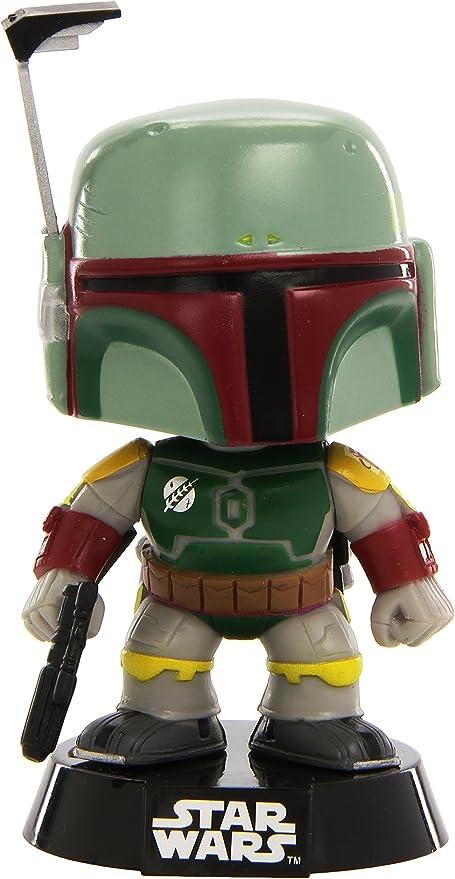 Star Wars Bib Fortuna Pop New in stock dented box Vinyl Bobble Head