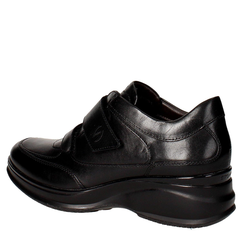 De Cordones Para Negro Zapatos Color Mujer Stonefly Modelo Marca BF5wqxnn