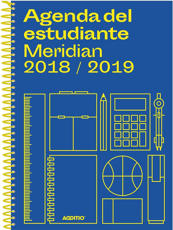 Additio A132 - Agenda Meridian 2018-19 para educación ...