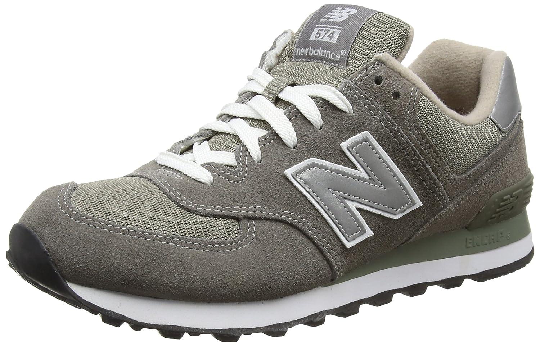 New Balance ML574, Zapatillas Hombre 40.5 EU|Gris (Gs Grey 12)