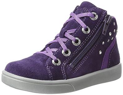 online retailer 81cea 099c3 Superfit Mädchen Marley Hohe Sneaker