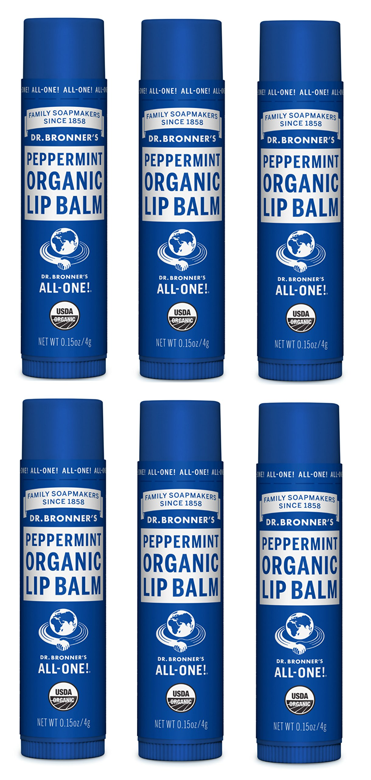 Organic Lip Balm Naked by dr bronners #22