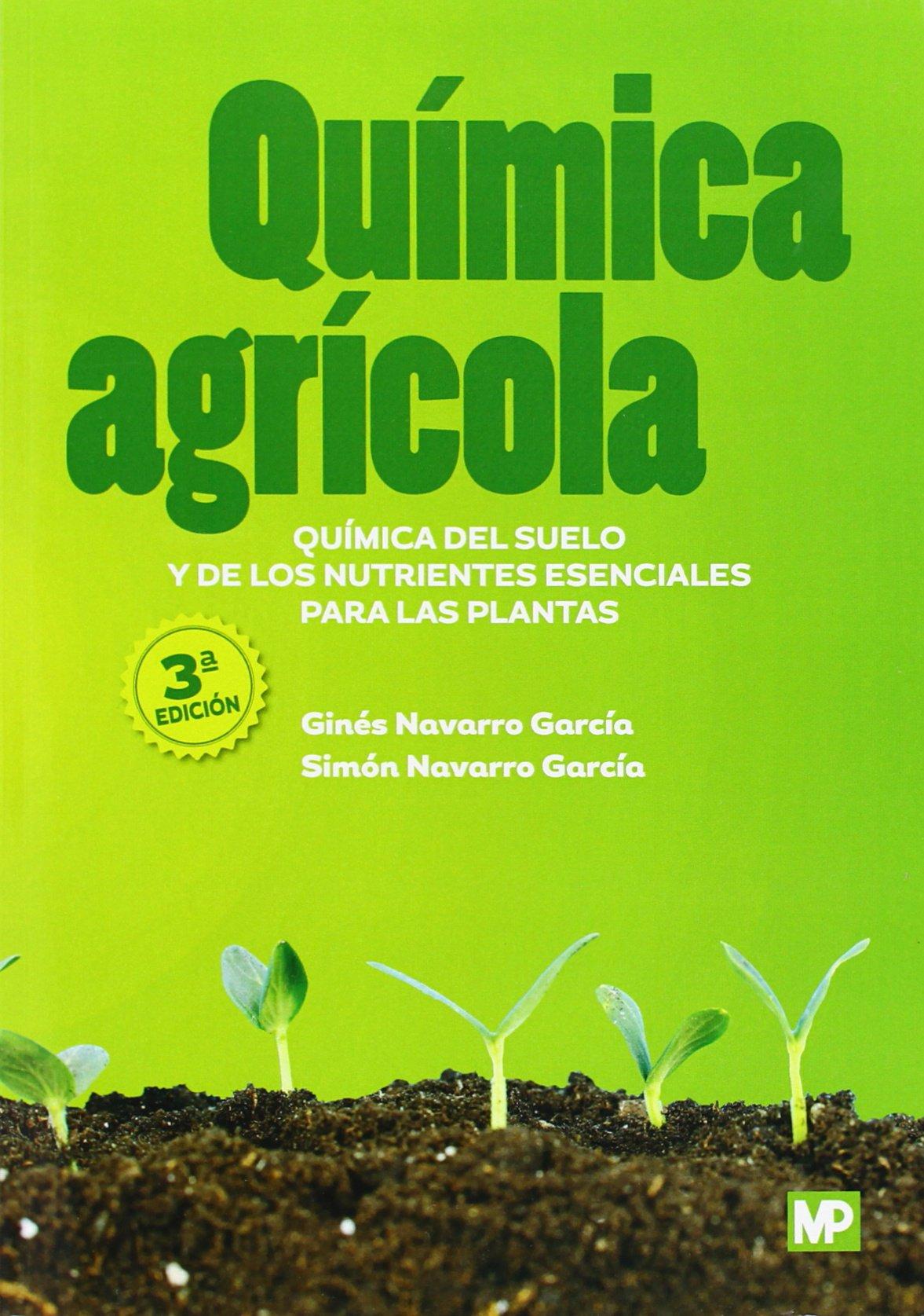 Química agrícola de Gines Navarro García y Simón Navarro García