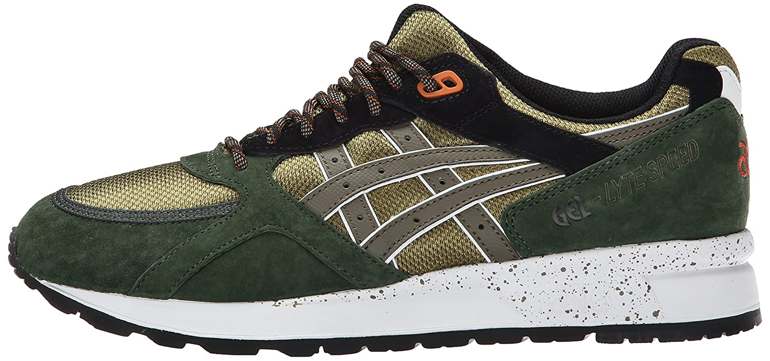 ASICS GEL 4.5 Lyte Speed Retro Running Shoe B00U3MLDR4 4.5 GEL M US|Olive/Duffle Bag 542aa7