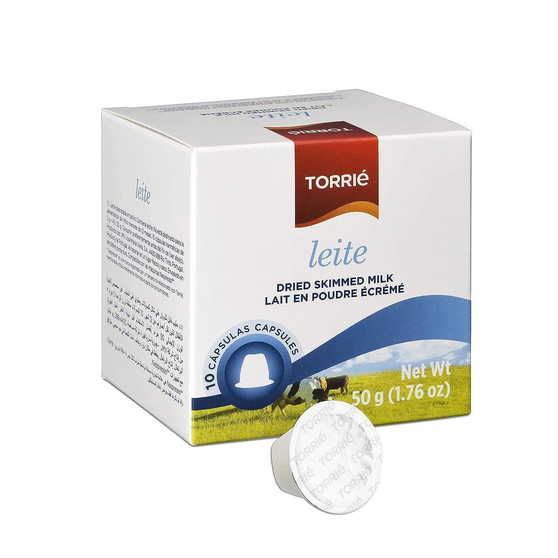 Torrié Leche en Polvo - 10 capsulas compatible Nespresso (2 ...
