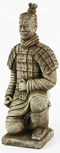 Chinese Warrior Statue Home and Garden Statues Concrete Statuary