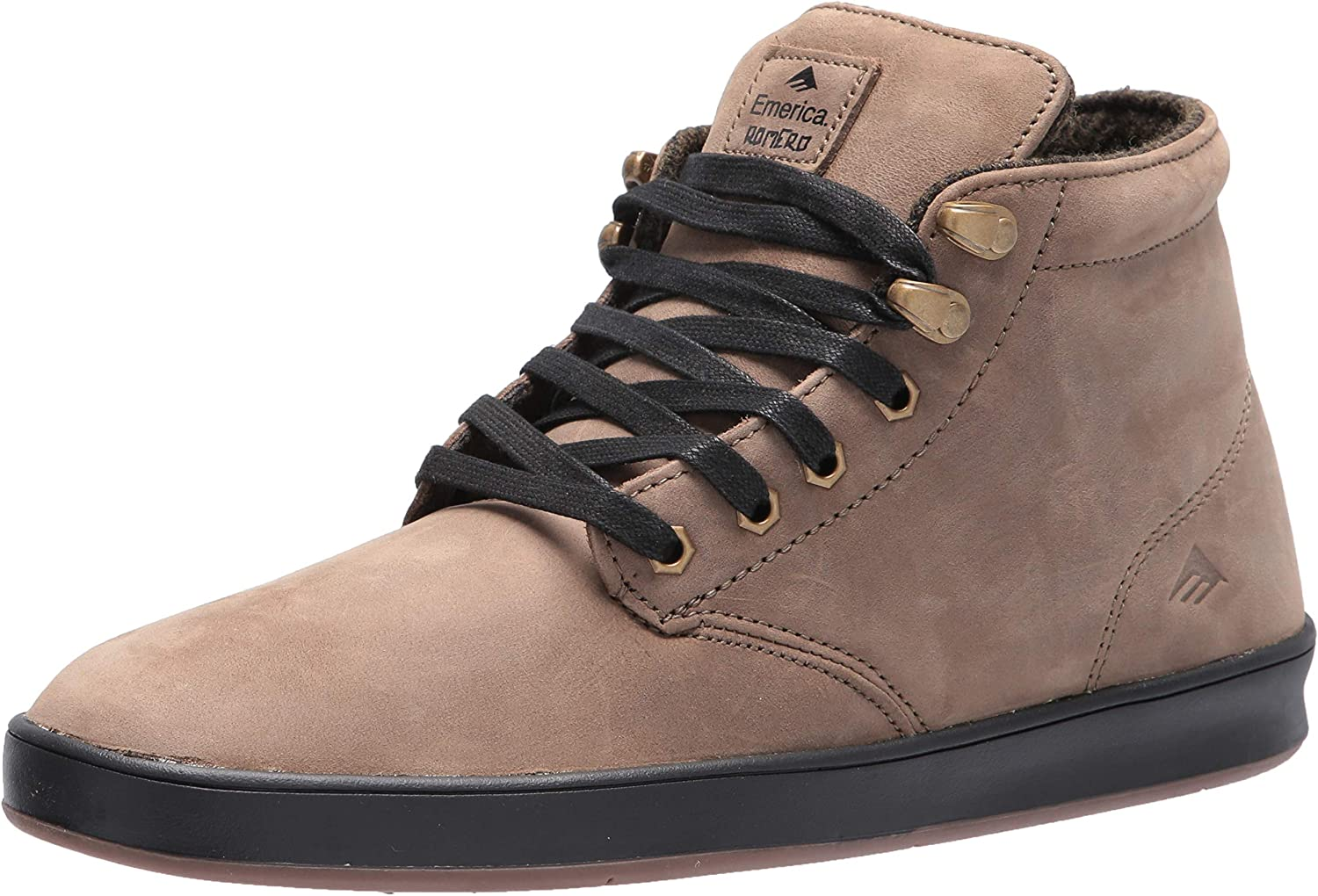 Emerica Men's Romero Laced High Top Skate Shoe