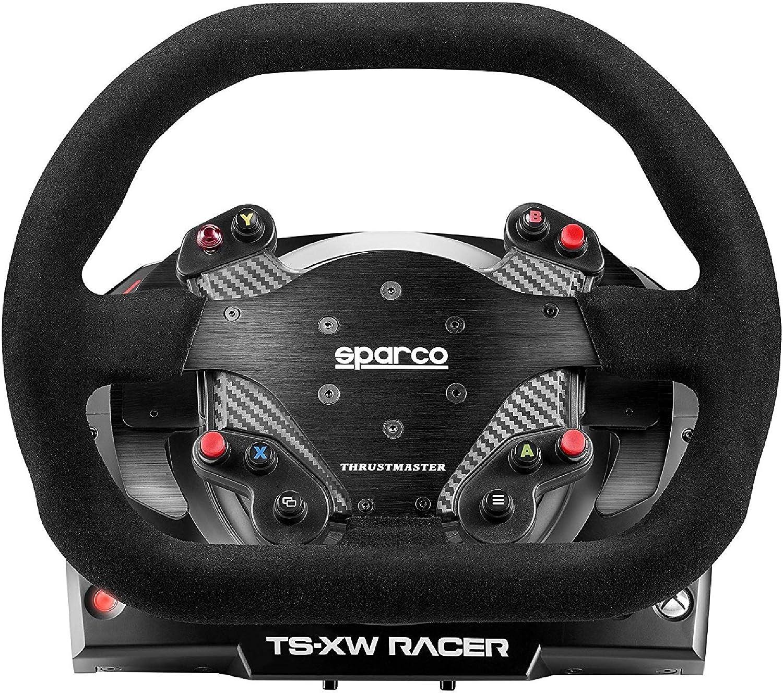 Thrustmaster TMX Force Feedback PRO (Wheel inkl. 3-Pedalset, Xbox One / PC): Amazon.es: Videojuegos