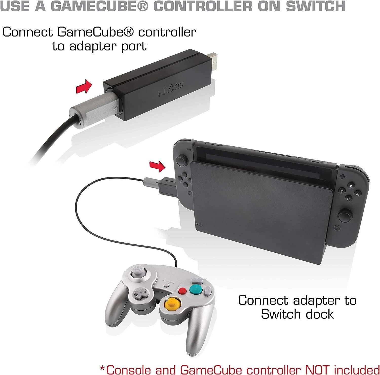 Nyko Retro Controller Adapter - Adaptador de mando para Nintendo Switch (edición limitada): Amazon.es: Bricolaje y herramientas