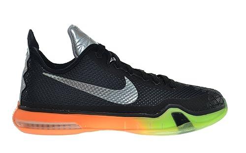 Amazon.com  Nike Kobe X AS All Star (GS) Big Kids Shoes Black Multi ... 41f5fb06369