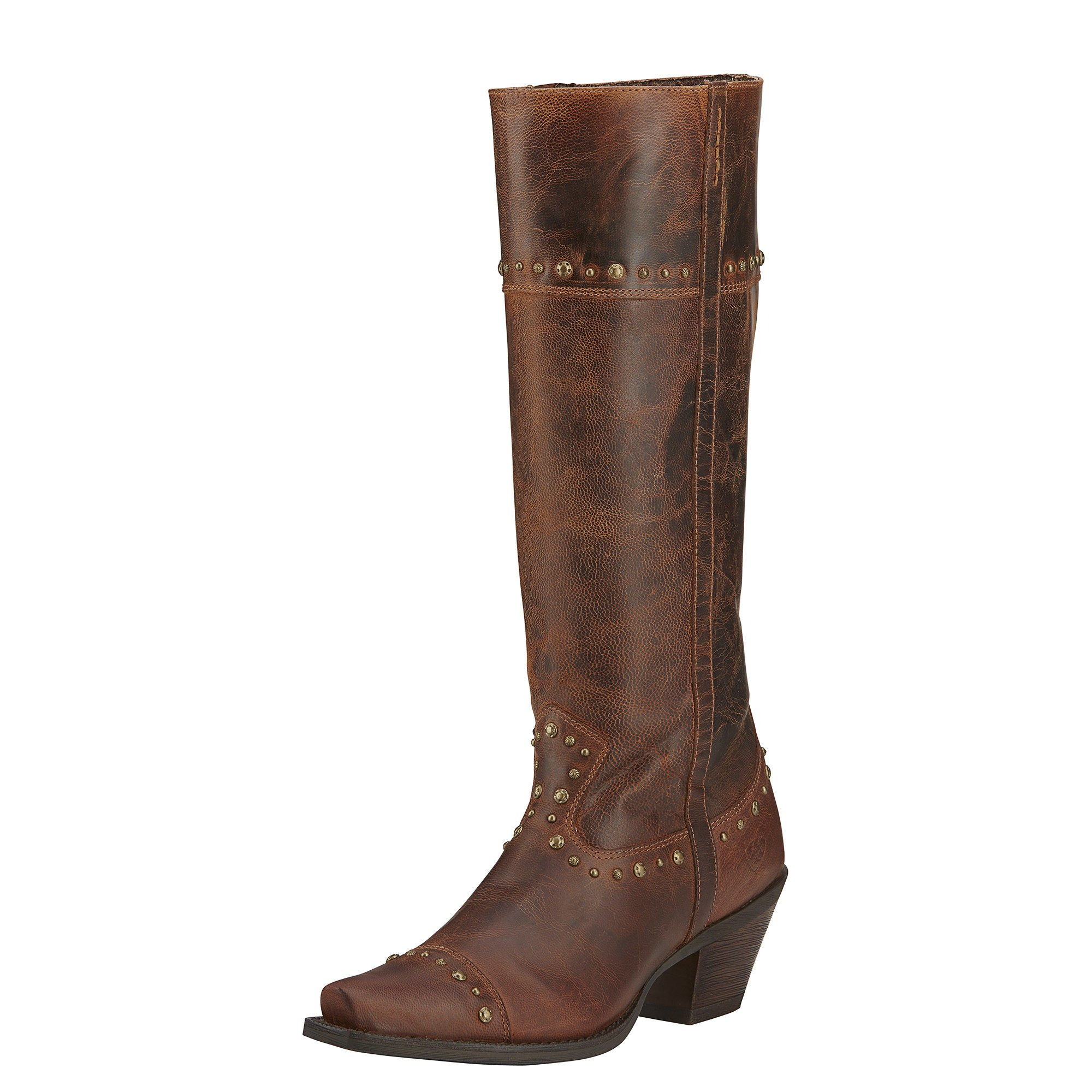 Ariat Womens Marvel New West 9 RM Sassy Brown