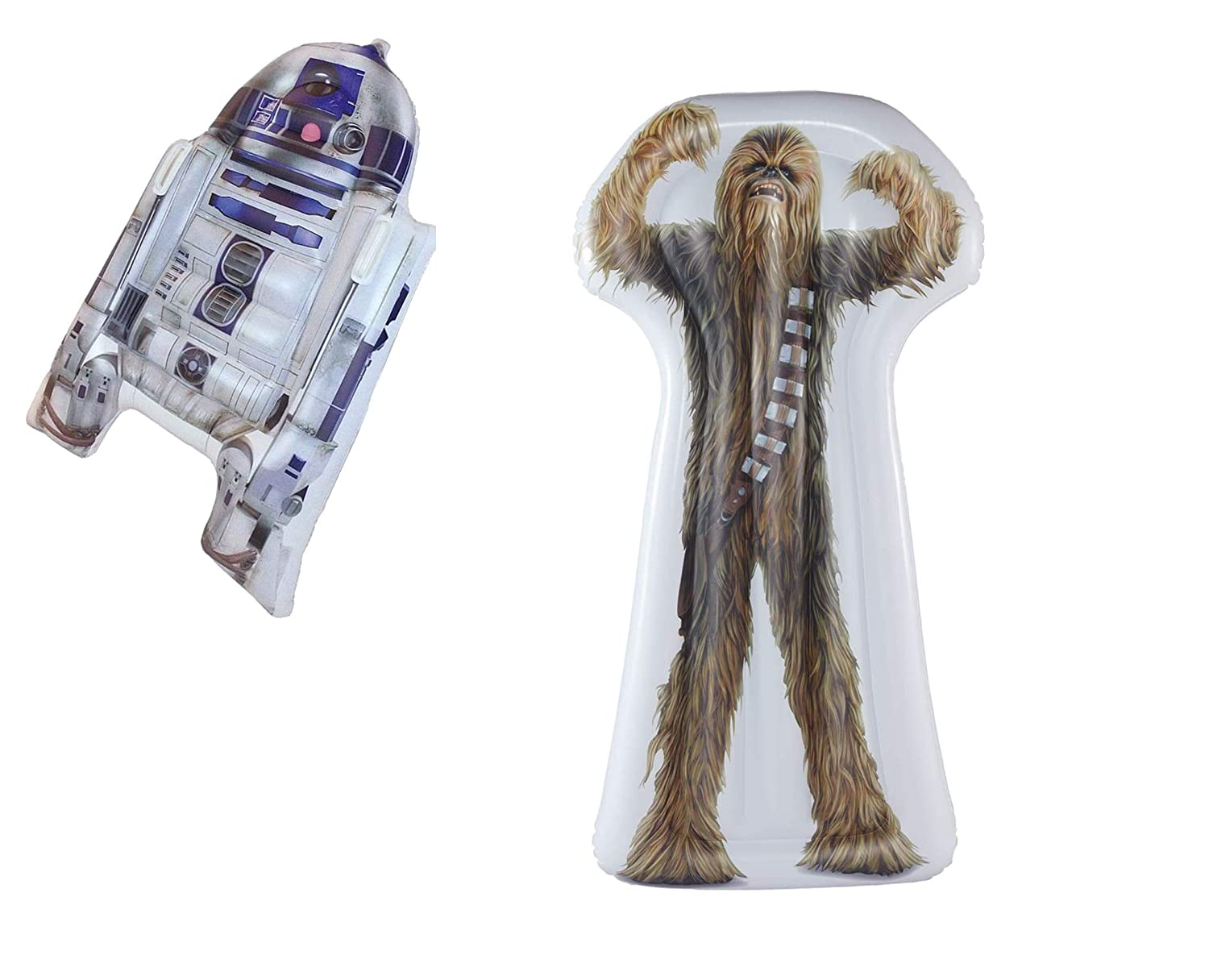 Happy People Star Wars R2 D2 - Colchón hinchable, 1: Amazon.es ...