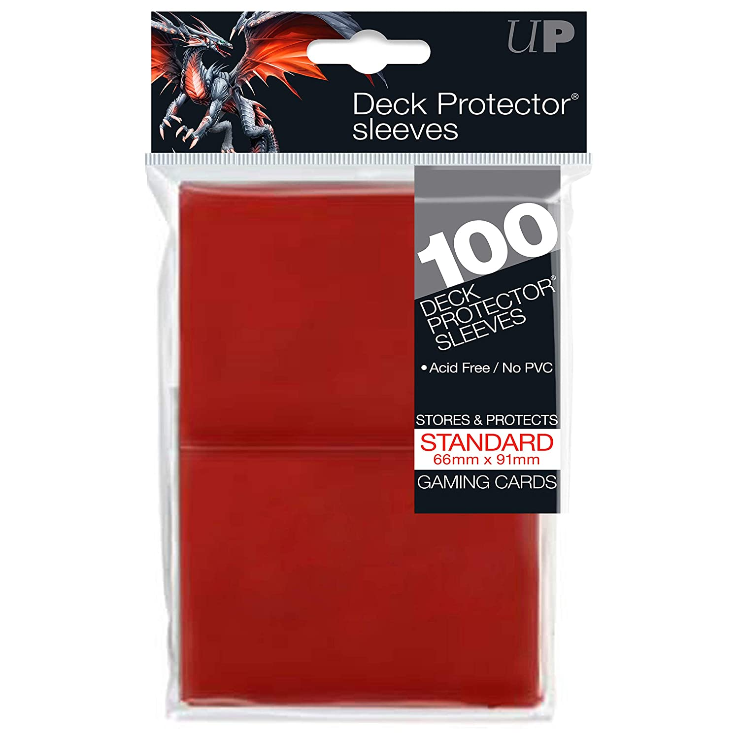 Ultra Pro Deck Protector Sleeves Standard Sized Light Blue 100 Count