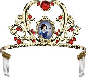 Deluxe Disney Princess Snow White Tiara, One Size Child