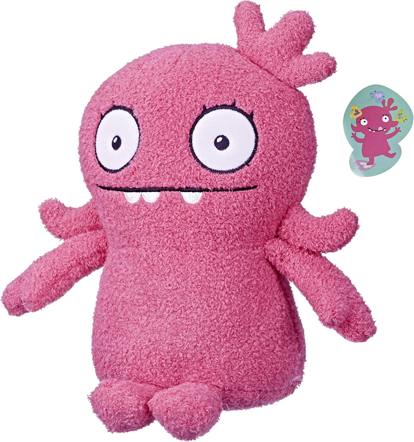 "UGLYDOLLS Yours Truly Moxy Stuffed Plush Toy, 9.75"" Tall: Toys & Games"