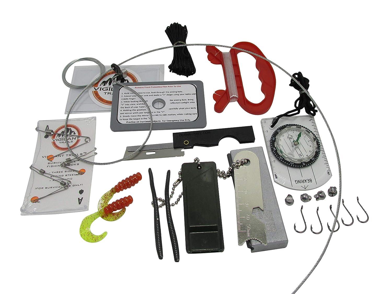 Vigilant Trails Survival Kit Venturer-215