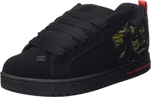 DC Shoes Men's Court Graffik Se