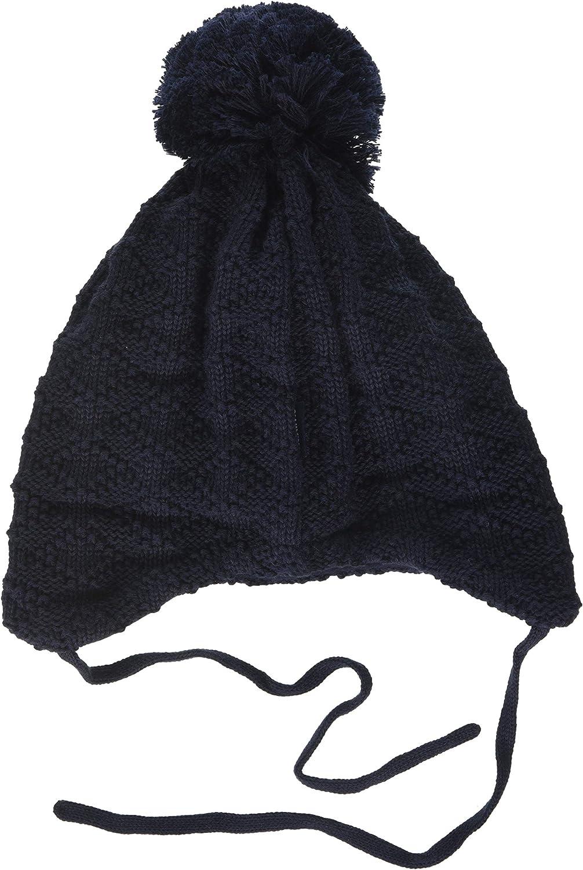 maximo Mit Eisb/ärmotiv Pompon Und Bindeband Bonnet B/éb/é gar/çon
