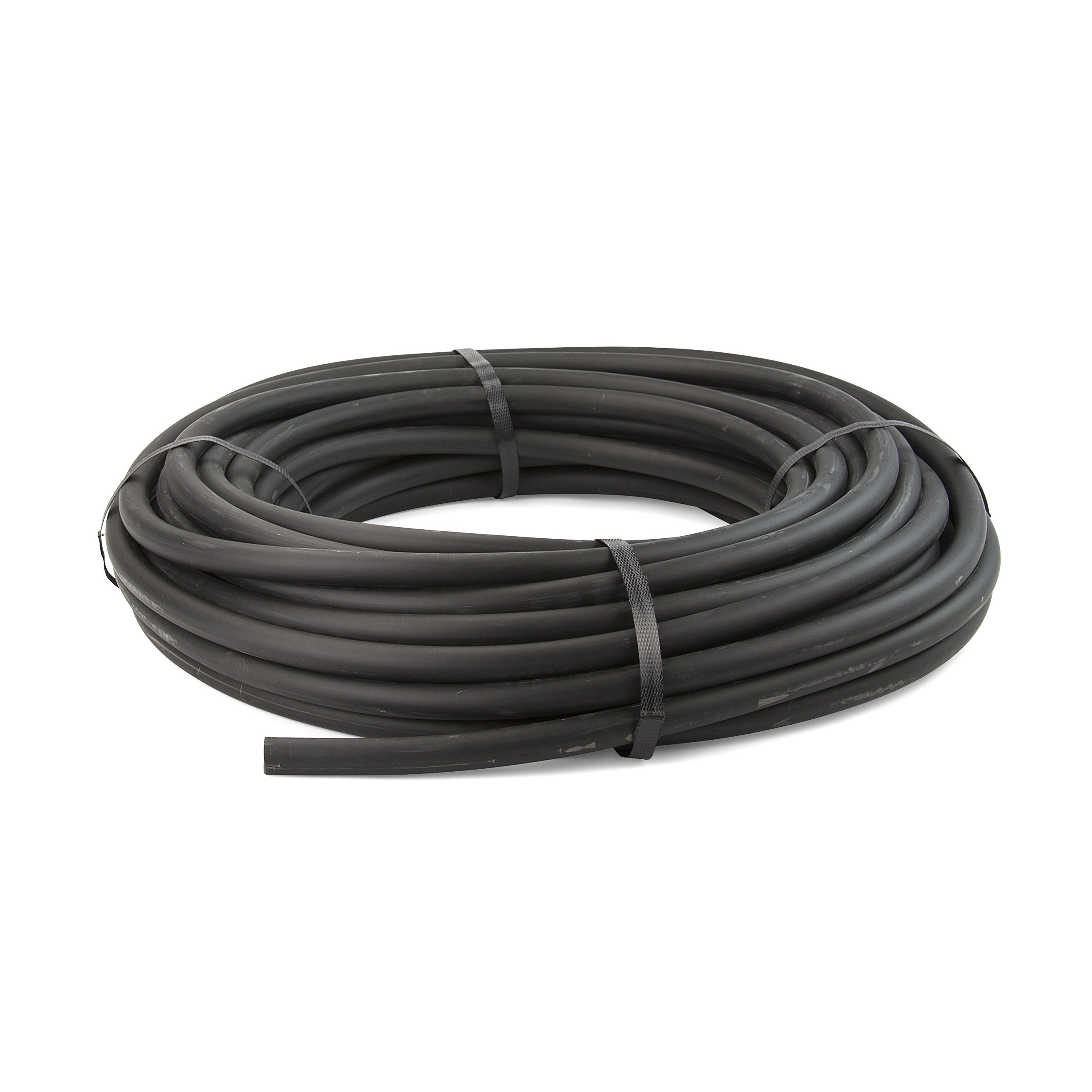 Aquascape Weighted Tubing 3/8-inch x 100-feet for Pond Aerator, Aeration and Plumbing, Black | 61014 by Aquascape