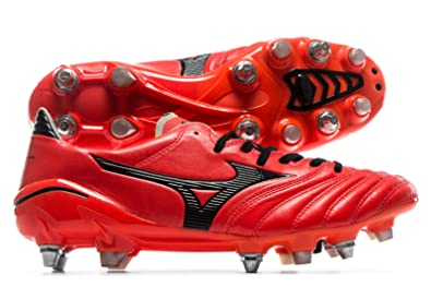 the best attitude ad72e 888ec Morelia Neo II Mix SG Football Boots - Fiery Coral/Black ...