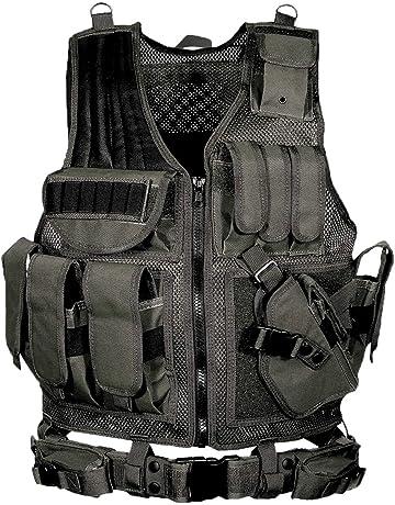 Amazon com: Tactical Vests - Protective Body Equipment