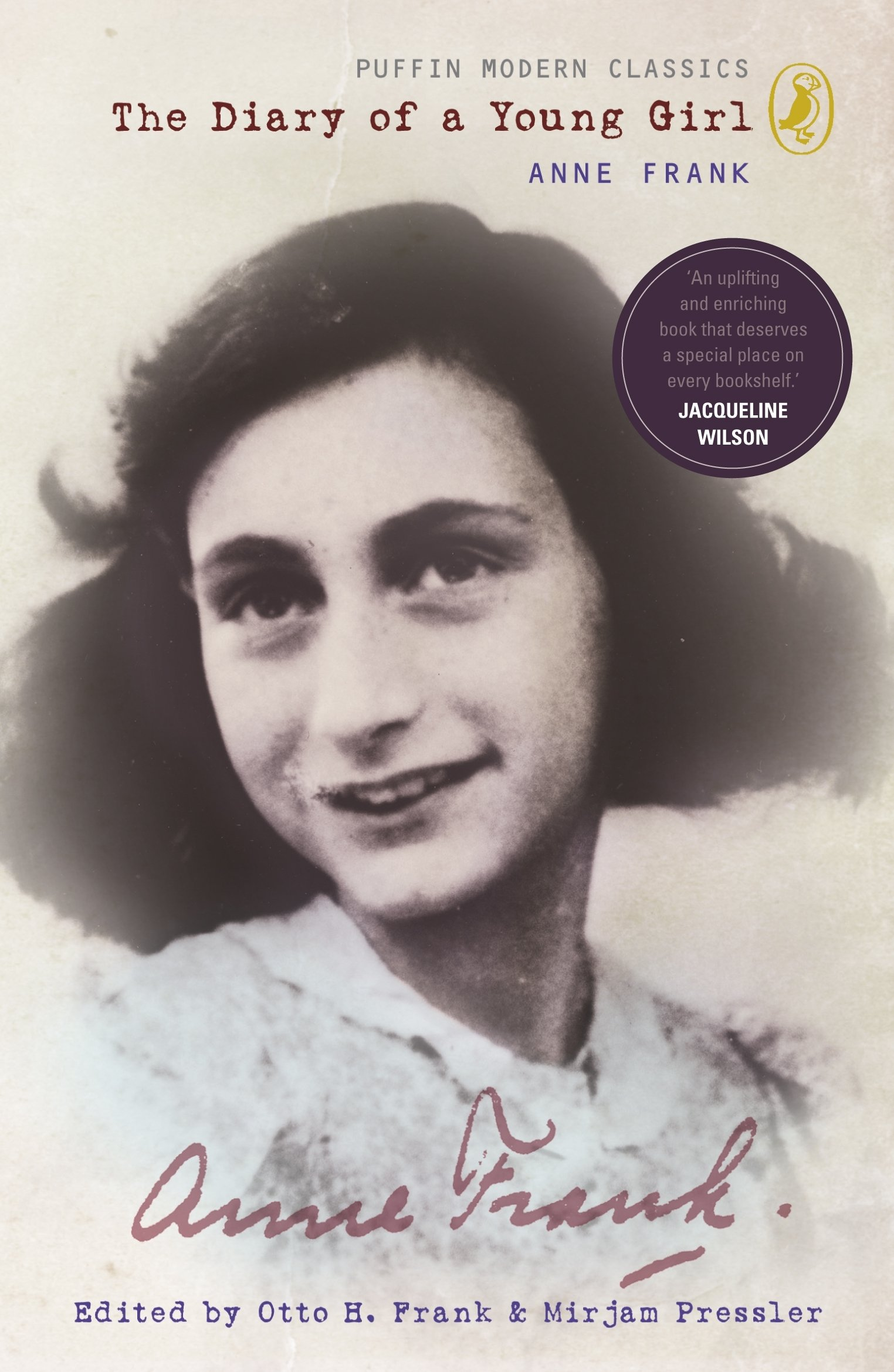 The Diary of a Young Girl: The Definitive Edition (Puffin Modern Classics) por Anne Frank